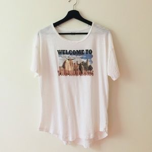 Madewell | Welcome to the Badlands Whisper Tee